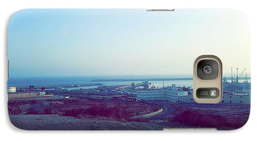 Nature Galaxy S7 Case featuring the photograph Agadir Nature by Hassan Boumhi