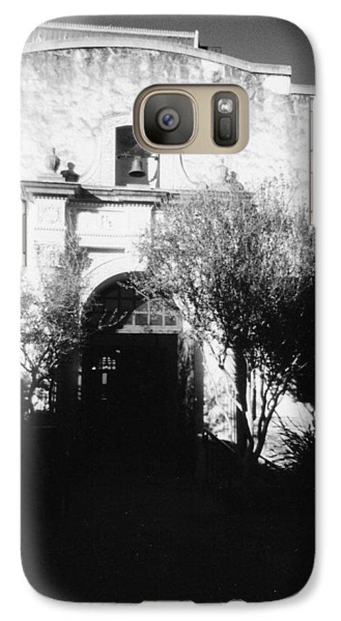 Alamo Galaxy S7 Case featuring the photograph Alamo by Pharris Art