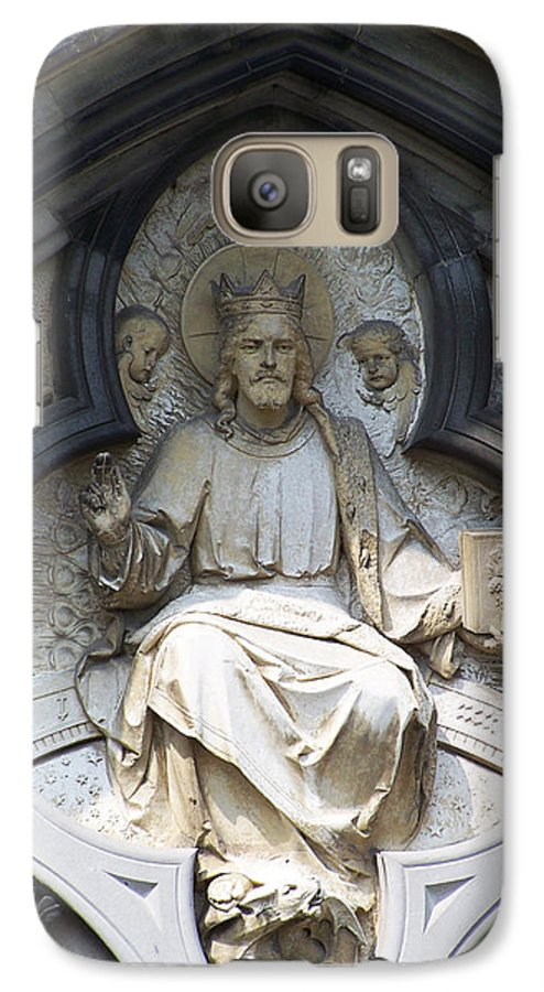 Ireland Galaxy S7 Case featuring the photograph Alpha And Omega by Teresa Mucha