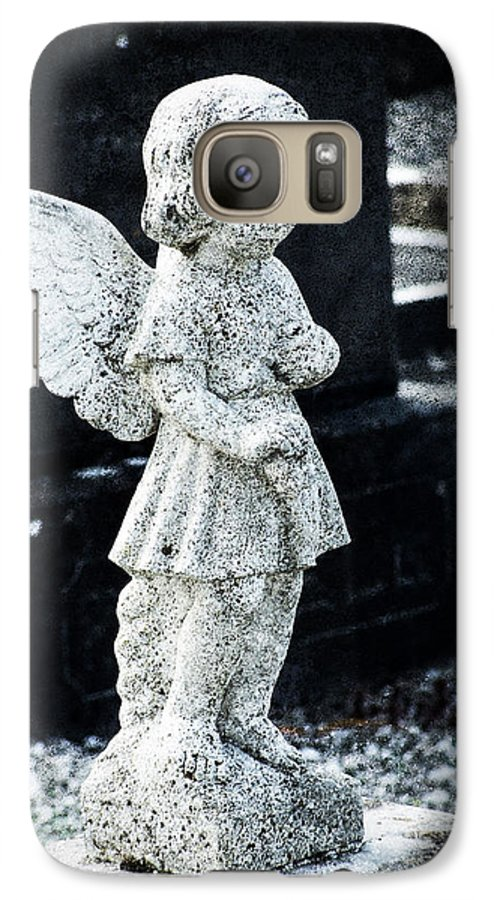 Ireland Galaxy S7 Case featuring the photograph Angel In Roscommon No 3 by Teresa Mucha