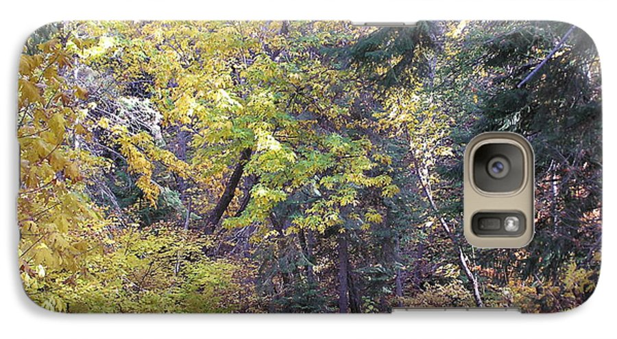 Autumn Photographs Galaxy S7 Case featuring the photograph Autum Colors by Louise Magno