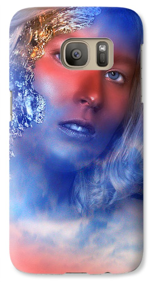 Clay Galaxy S7 Case featuring the photograph Beauty In The Clouds by Clayton Bruster