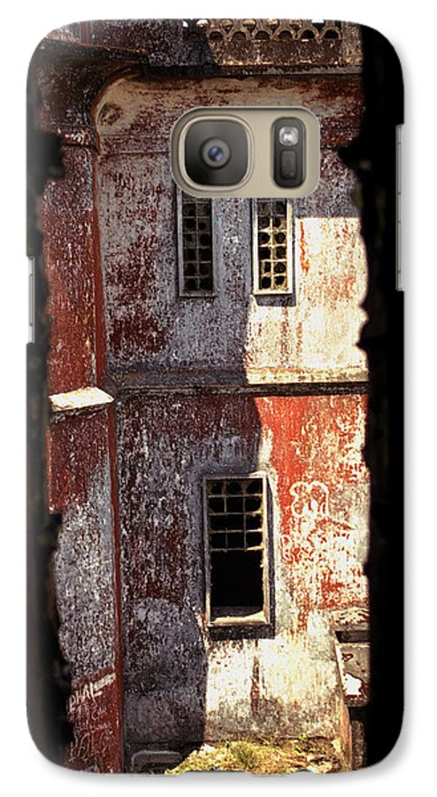 Bokor Galaxy S7 Case featuring the photograph Bokor by Patrick Klauss