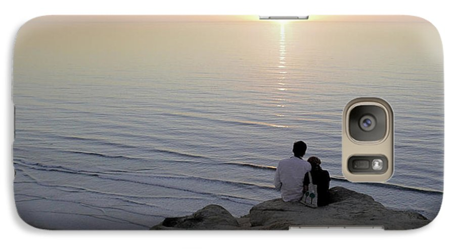 Pacific Galaxy S7 Case featuring the photograph California Dreaming by Christine Till
