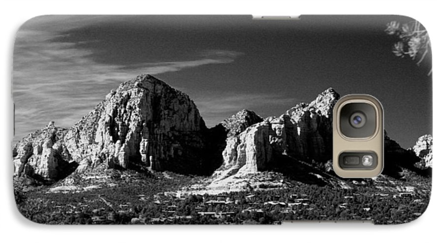 Arizona Galaxy S7 Case featuring the photograph Capital Dome I by Randy Oberg