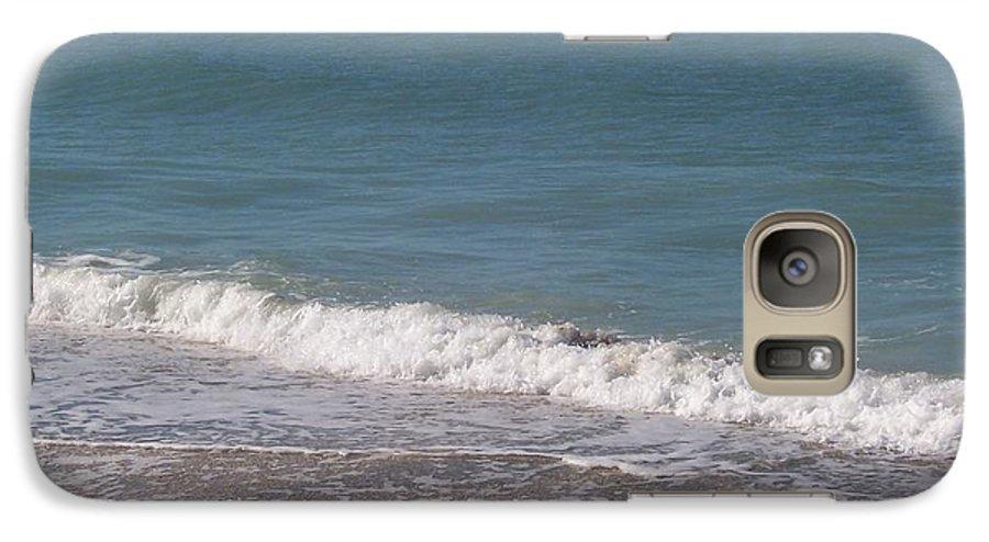 Beach Galaxy S7 Case featuring the photograph Captiva by Elizabeth Klecker