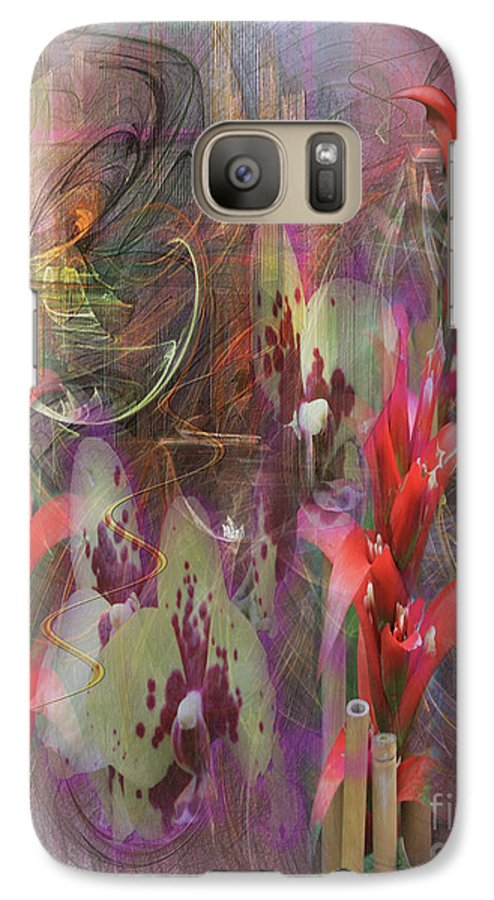 Chosen Ones Galaxy S7 Case featuring the digital art Chosen Ones by John Beck