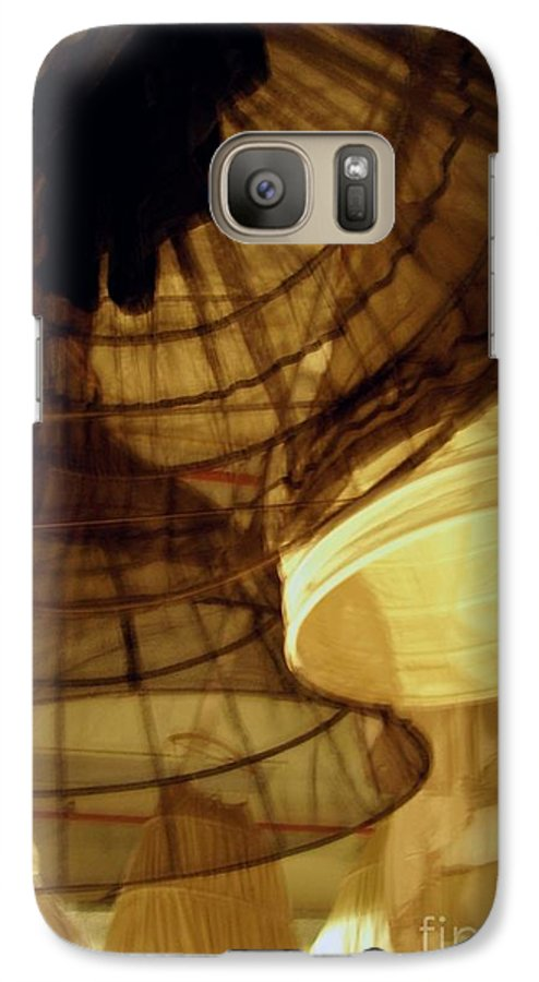 Theatre Galaxy S7 Case featuring the photograph Crinolines by Ze DaLuz