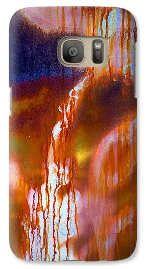 Skip Galaxy S7 Case featuring the photograph Cry Me A River by Skip Hunt