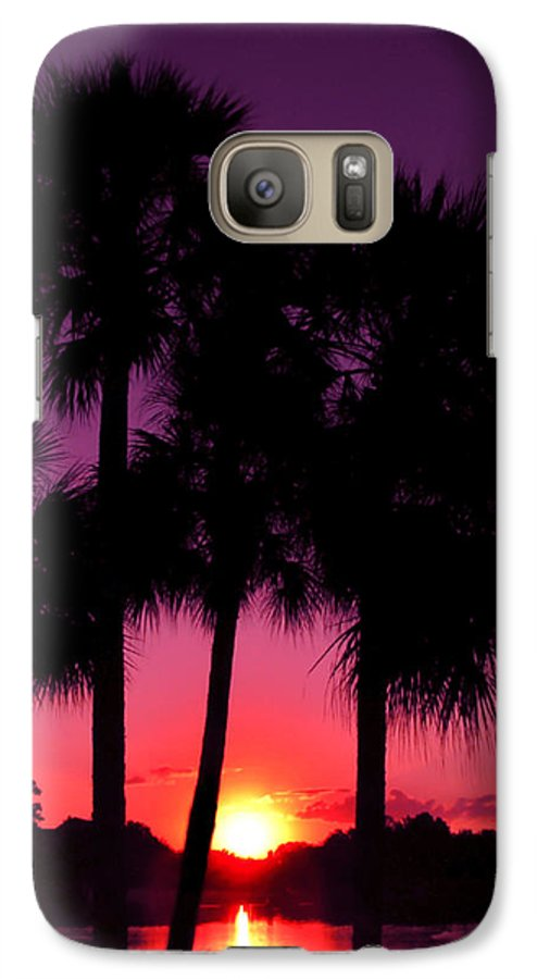 Sunrise Galaxy S7 Case featuring the photograph Dawn Of Another Perfect Day by Kenneth Krolikowski