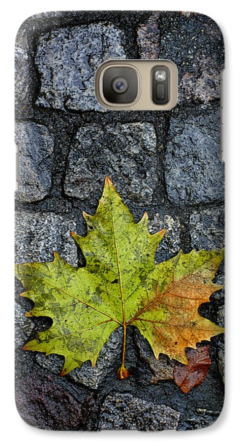 Nature Galaxy S7 Case featuring the photograph Deville by Skip Hunt