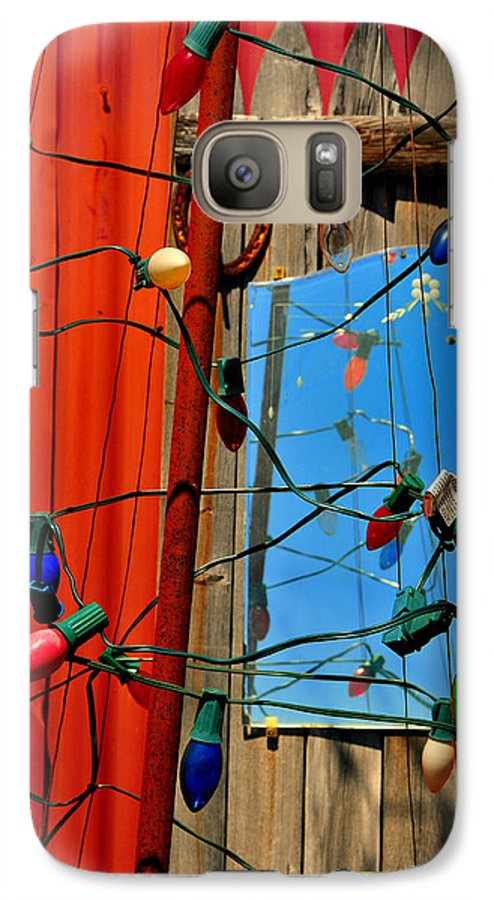 Skip Hunt Galaxy S7 Case featuring the photograph Electric Lady Land by Skip Hunt