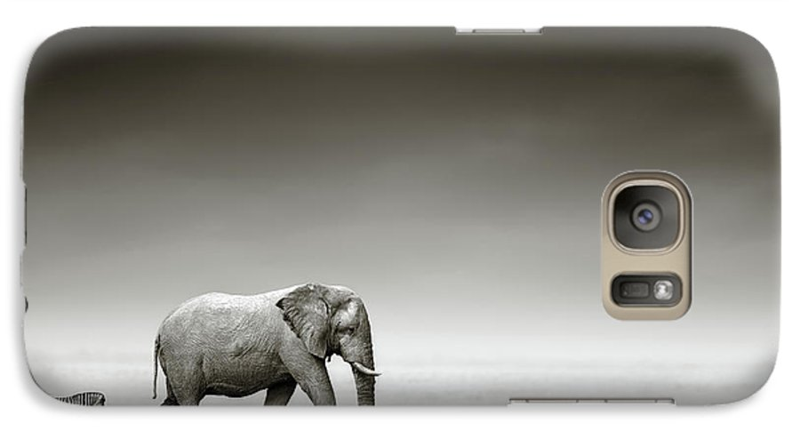 galaxy s7 case elephant