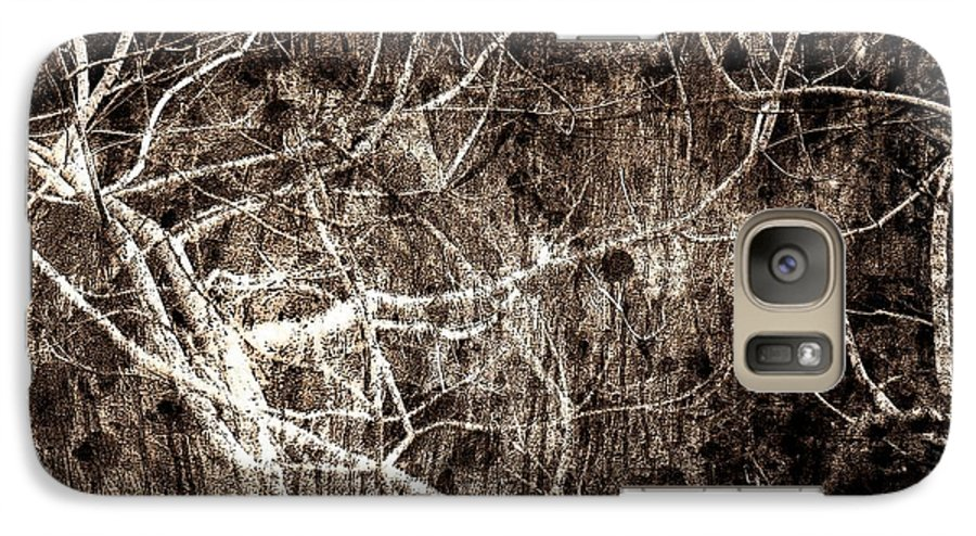 Tree Galaxy S7 Case featuring the photograph Endless by Gaby Swanson