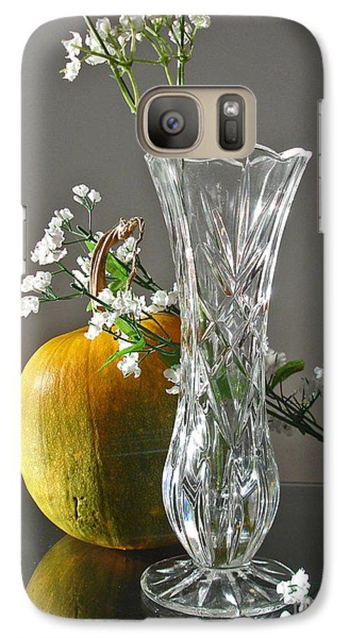 Still Life Galaxy S7 Case featuring the photograph Everlasting Harvest by Shelley Jones