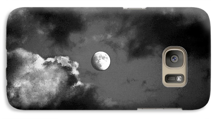 Sky Galaxy S7 Case featuring the photograph Eye In The Sky by Steve Karol