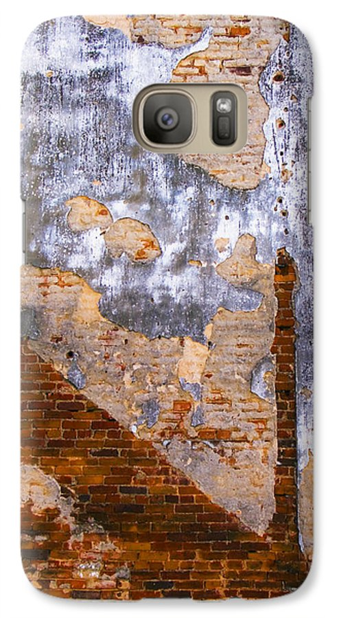 Architecture Galaxy S7 Case featuring the photograph Finger Food by Skip Hunt