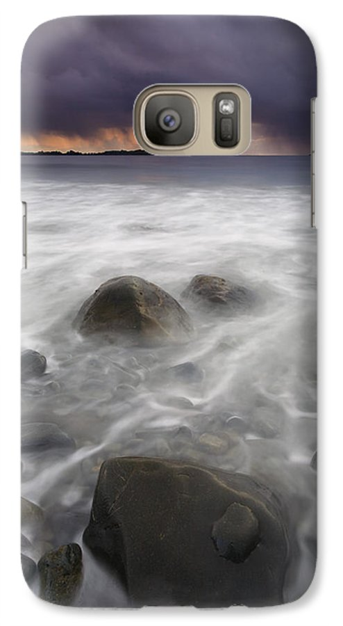 Storm Galaxy S7 Case featuring the photograph Fingers Of The Storm by Mike Dawson