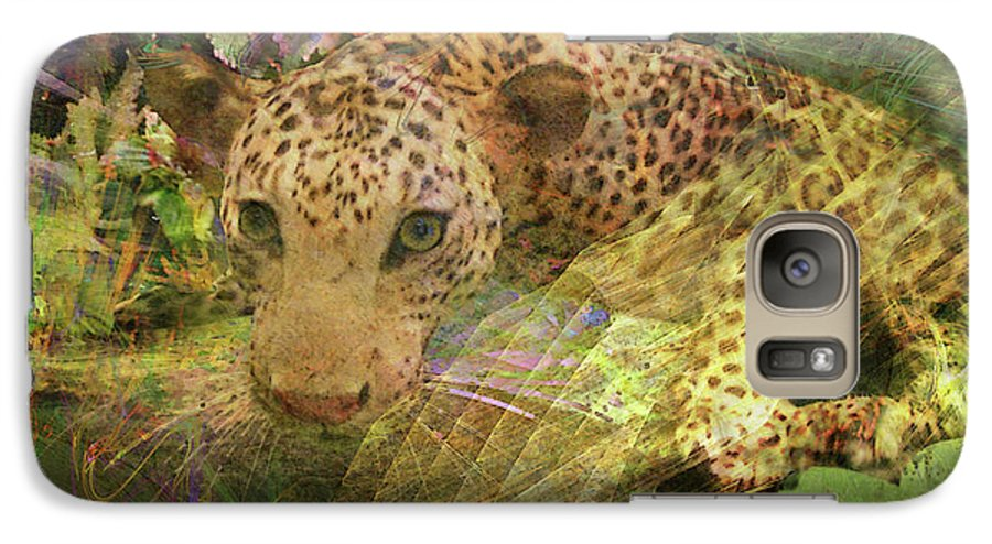 Game Spotting Galaxy S7 Case featuring the digital art Game Spotting by John Beck