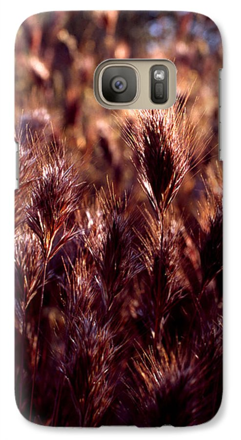 Nature Galaxy S7 Case featuring the photograph Gideon by Randy Oberg
