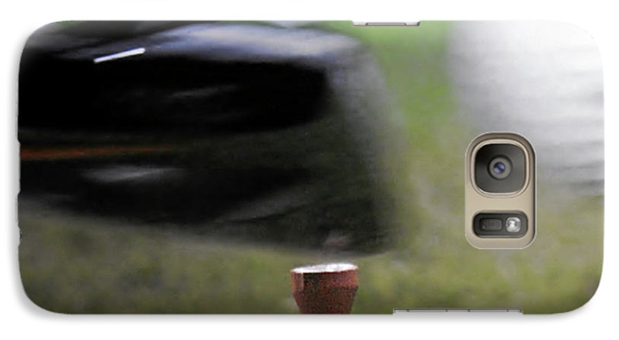 Golf Galaxy S7 Case featuring the photograph Golf Sport Or Game by Christine Till