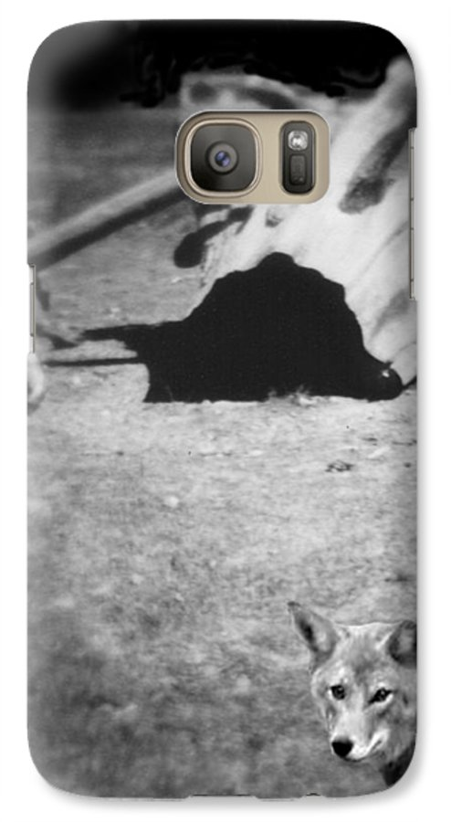 Yosemite Galaxy S7 Case featuring the photograph Homage To Josef Beuys by Ann Tracy