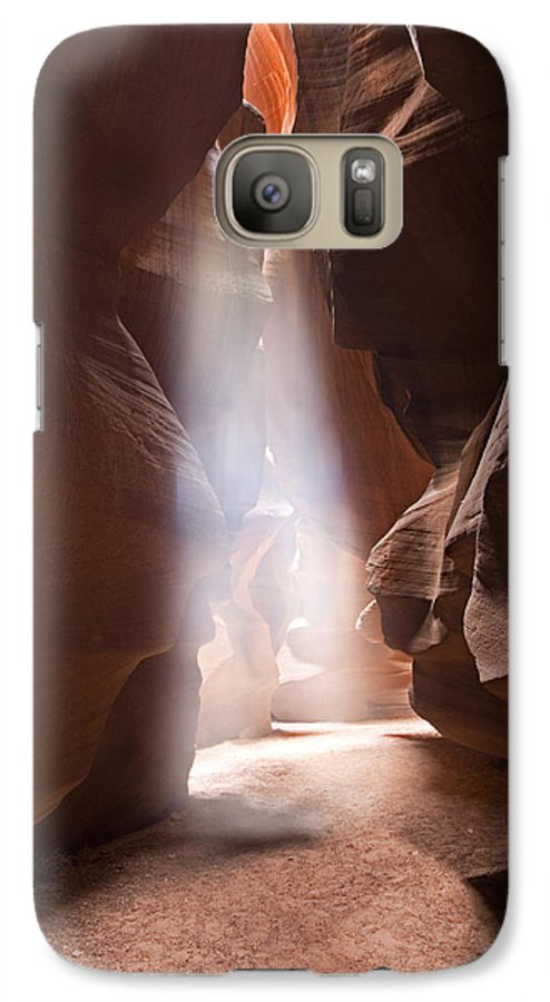Slot Galaxy S7 Case featuring the photograph Inspiration by Mike Dawson