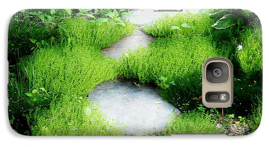 Journey Galaxy S7 Case featuring the photograph Journey by Idaho Scenic Images Linda Lantzy
