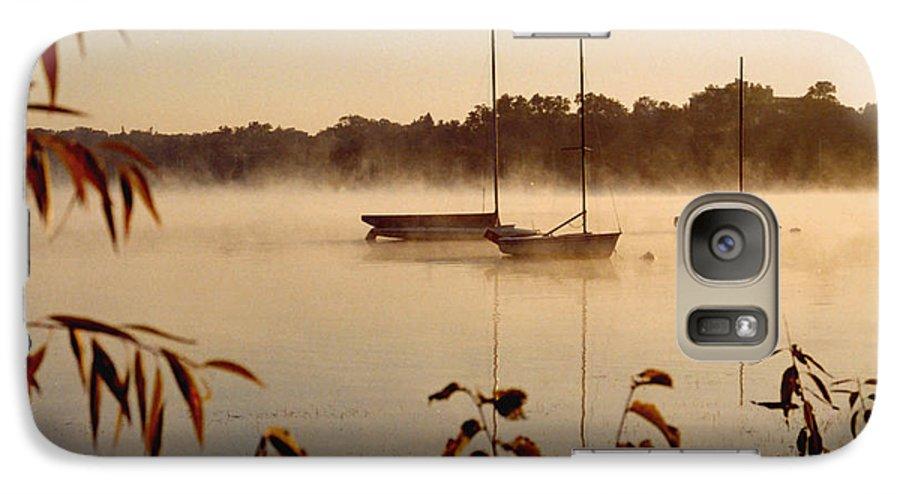 Landscape Galaxy S7 Case featuring the photograph Lake Calhoun by Kathy Schumann