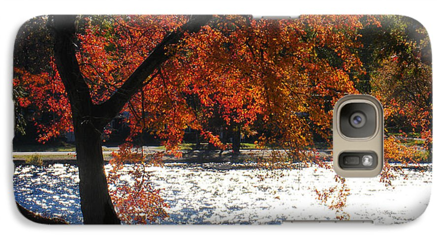 Landscape Galaxy S7 Case featuring the photograph Lakewood by Steve Karol