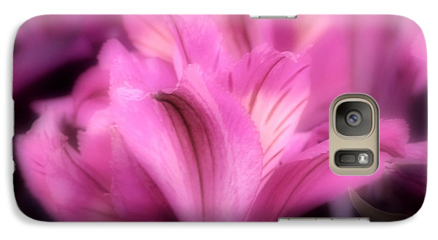 Lily Galaxy S7 Case featuring the photograph Lily by Kenneth Krolikowski