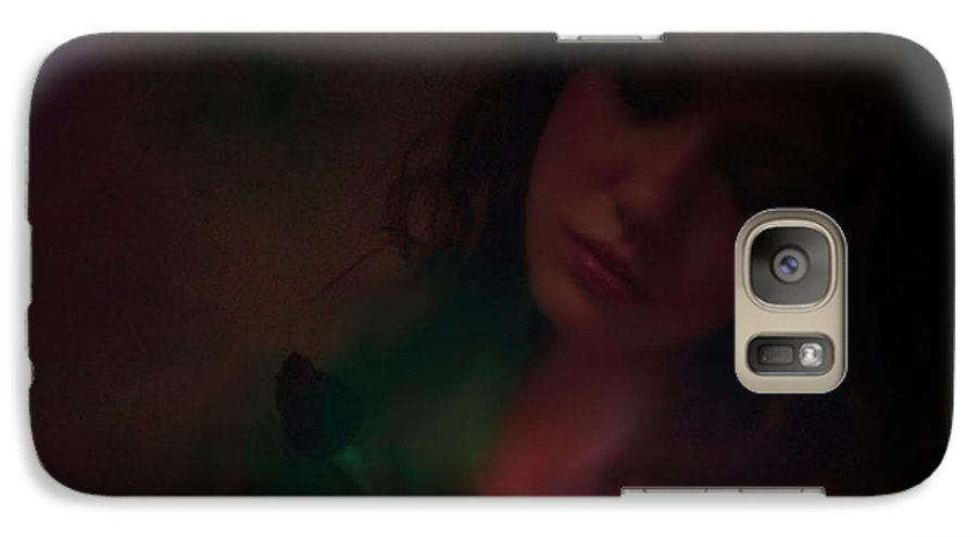 Headshot Galaxy S7 Case featuring the photograph Love Can Hurt by Jeff Burgess