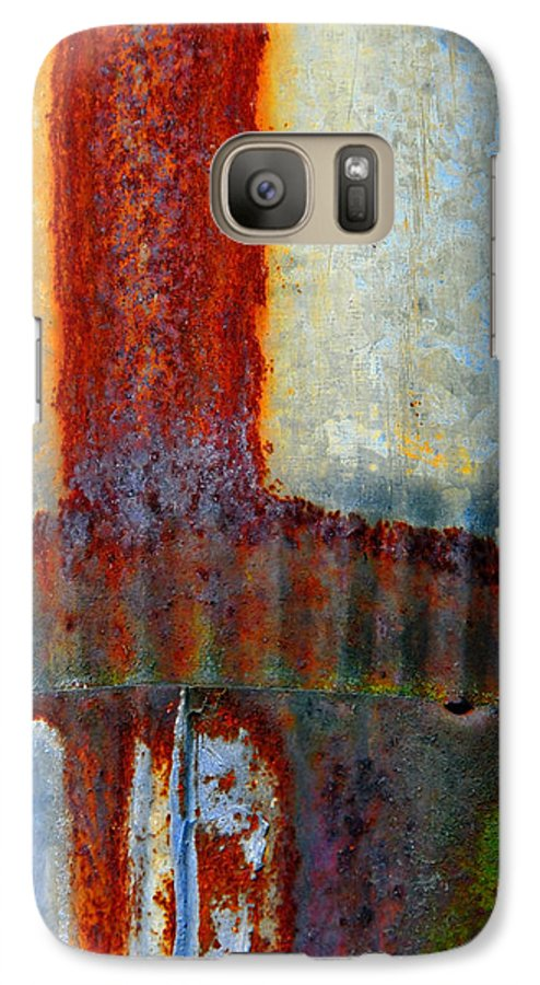 Skip Hunt Galaxy S7 Case featuring the photograph Magma by Skip Hunt