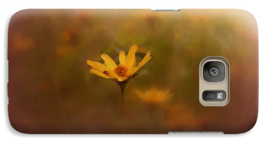 Nature Galaxy S7 Case featuring the photograph Nature by Linda Sannuti