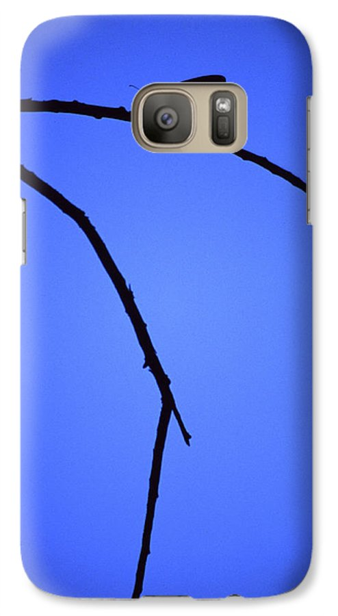 Nature Galaxy S7 Case featuring the photograph Natures Elegance by Randy Oberg