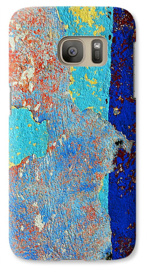 Skip Galaxy S7 Case featuring the photograph Occupation by Skip Hunt