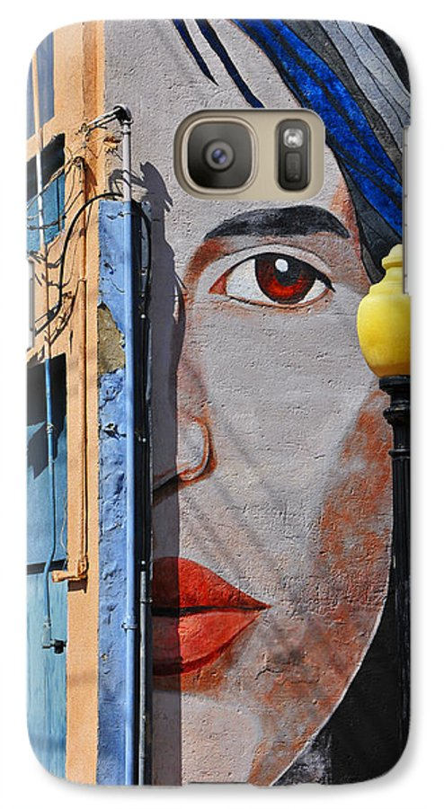 Skip Hunt Galaxy S7 Case featuring the photograph Redeye by Skip Hunt