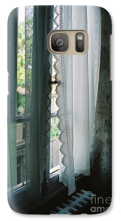 Arles Galaxy S7 Case featuring the photograph Rest by Nadine Rippelmeyer