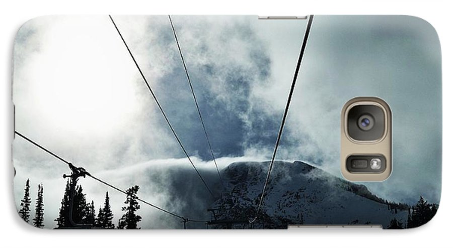 Landscape Galaxy S7 Case featuring the photograph Rise To The Sun by Michael Cuozzo