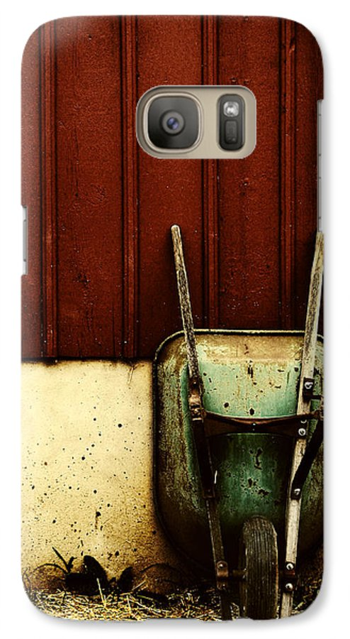 Dipasquale Galaxy S7 Case featuring the photograph Saving Daylight by Dana DiPasquale
