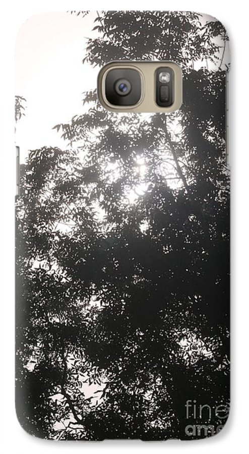 Light Galaxy S7 Case featuring the photograph Soft Light by Nadine Rippelmeyer