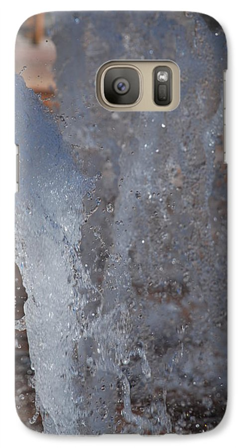 Water Galaxy S7 Case featuring the photograph Splash by Rob Hans