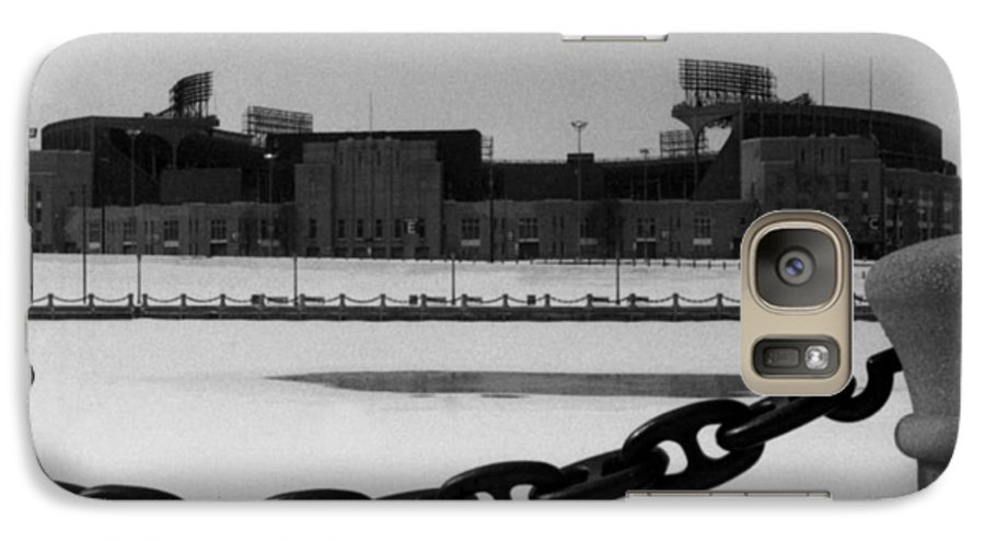 Cleveland Galaxy S7 Case featuring the photograph Still Standing by Kenneth Krolikowski