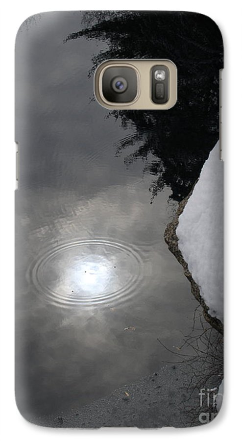 Landsscape Galaxy S7 Case featuring the photograph Storms End by Chad Natti