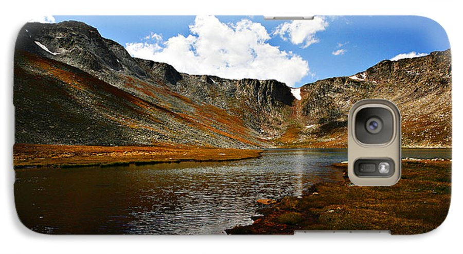 Travel Galaxy S7 Case featuring the photograph Summit Lake Colorado by Marilyn Hunt