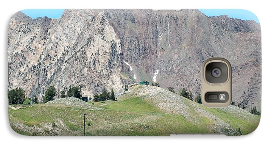 Landscape Galaxy S7 Case featuring the photograph Superior by Michael Cuozzo