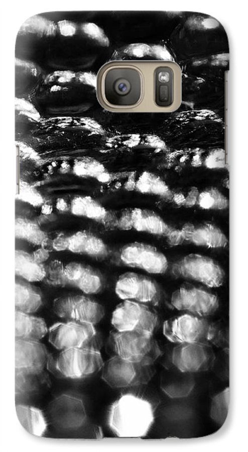 Skip Hunt Galaxy S7 Case featuring the photograph Tears Of A Clown by Skip Hunt