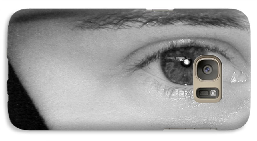 Eyes Galaxy S7 Case featuring the photograph The Eyes Have It by Christine Till