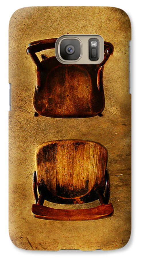 Dipasquale Galaxy S7 Case featuring the photograph The Space Between You And Me by Dana DiPasquale
