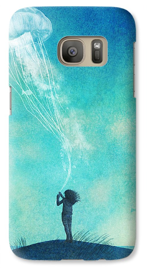 The Thing About Jellyfish Galaxy S7 Case
